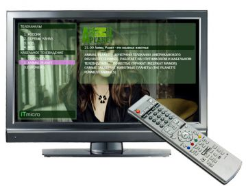 IPTV, интерактивное телевидение