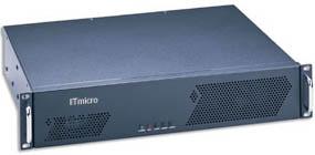 Видеосервер KeenVision ITMS-1202