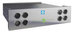 GN50 Шасси станции CHAMELEON с IP-коммутатором и возможностью резервирования питания